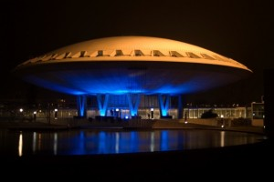 EDF2106 venue the Evoluon