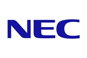 NEC - Gold sponsor